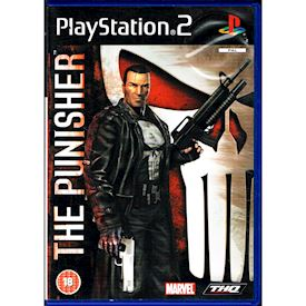 THE PUNISHER PS2