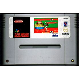 ESPN BASEBALL TONIGHT SNES