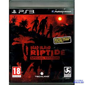 DEAD ISLAND RIPTIDE SPECIAL EDITION PS3