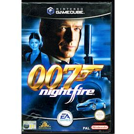 007 NIGHTFIRE GAMECUBE