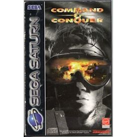 COMMAND & CONQUER SATURN