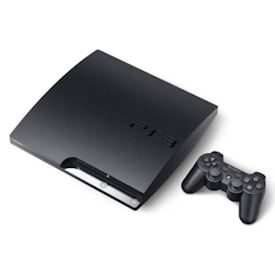 PLAYSTATION 3 SLIM 320GB BASENHET - CECH-2504B
