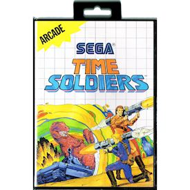 TIME SOLDIERS MASTERSYSTEM