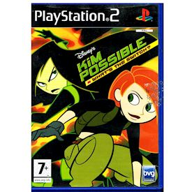 KIM POSSIBLE WHATS THE SWITCH PS2