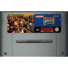 DONKEY KONG COUNTRY 2 SNES SCN