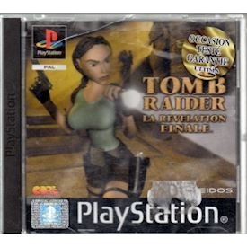 TOMB RAIDER THE LAST REVELATION PS1 FRANSKT