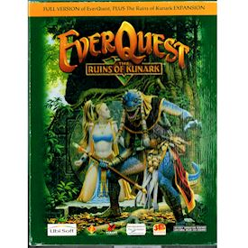 EVERQUEST RUINS OF KUNARK PC BIGBOX
