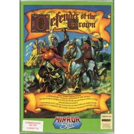 DEFENDER OF THE CROWN C64 TAPE