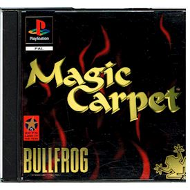 MAGIC CARPET PS1