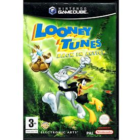 LOONEY TUNES BACK IN ACTION GAMECUBE