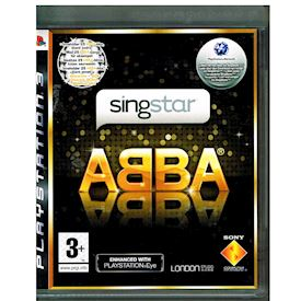 SINGSTAR ABBA PS3