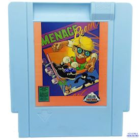 MENACE BEACH NES