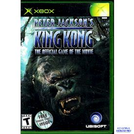 PETER JACKSONS KING KONG XBOX NTSC USA