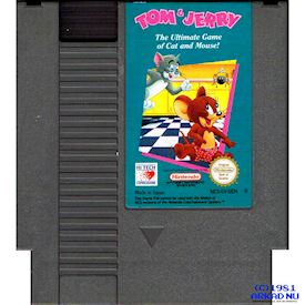 TOM & JERRY NES SCN
