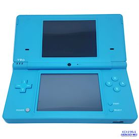 NINTENDO DSi LIGHT BLUE