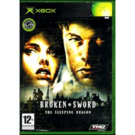 BROKEN SWORD THE SLEEPING DRAGON XBOX