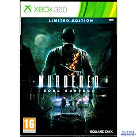 MURDERED SOUL SUSPECT LIMITED EDITION XBOX 360