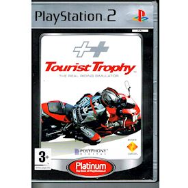 TOURIST TROPHY THE REAL RIDING SIMULATOR PS2