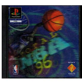 TOTAL NBA 96 HOLOGRAM VERSION PS1
