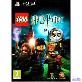 LEGO HARRY POTTER YEARS 1-4 COLLECTORS EDITION PS3