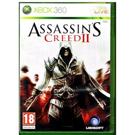 ASSASSINS CREED II XBOX 360