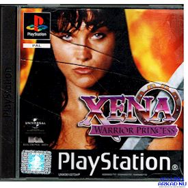 XENA WARRIOR PRINCESS PS1