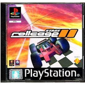 ROLLCAGE STAGE 2 PS1