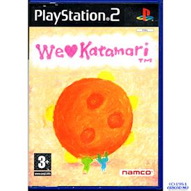 WE LOVE KATAMARI PS2