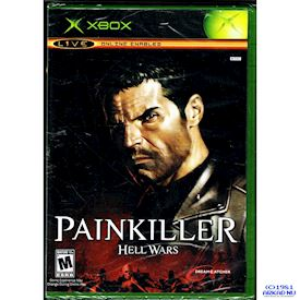 PAINKILLER HELL WARS XBOX NTSC USA
