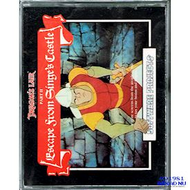 DRAGONS LAIR PART II C64 TAPE