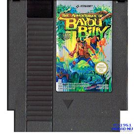 THE ADVENTURES OF BAYOU BILLY NES SCN