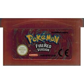 POKEMON FIRERED GBA