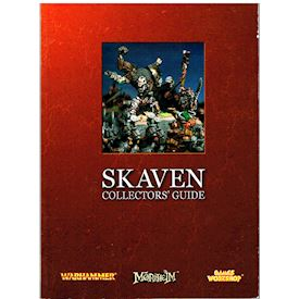 SKAVEN COLLECTORS GUIDE WARHAMMER