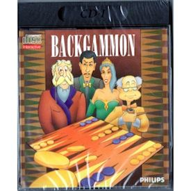 BACKGAMMON CD-I NYTT