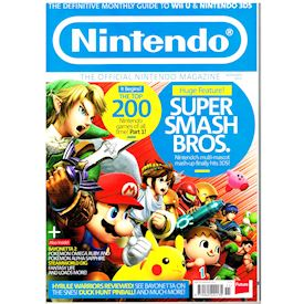 THE OFFICIAL NINTENDO MAGAZINE NR 113 NOVEMBER 2014