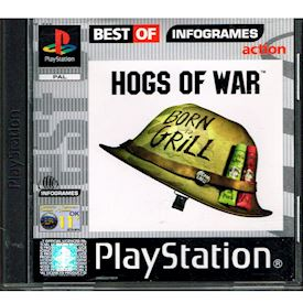 HOGS OF WAR PS1