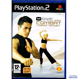 EYETOY KINETIC COMBAT PS2 PROMO