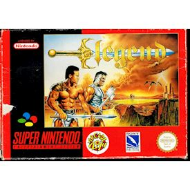 LEGEND SNES