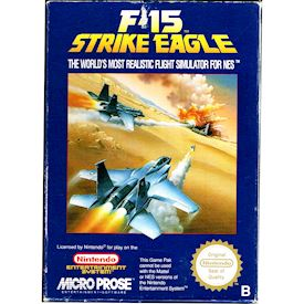 F-15 STRIKE EAGLE NES SCN
