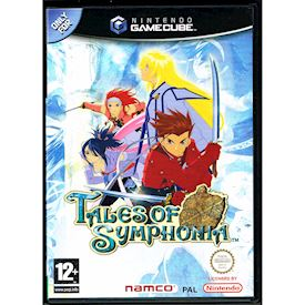 TALES OF SYMPHONIA GAMECUBE SWD