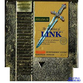 ZELDA II THE ADVENTURE OF LINK NES YAPON