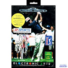 PGA TOUR GOLF II MEGADRIVE