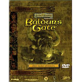 BALDURS GATE PC BIGBOX