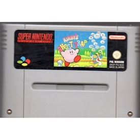 KIRBYS GHOST TRAP SNES