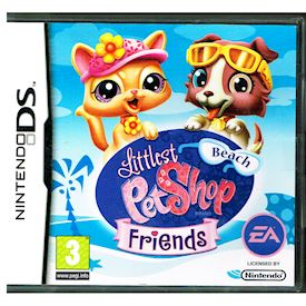LITTLEST PETSHOP BEACH FRIENDS DS