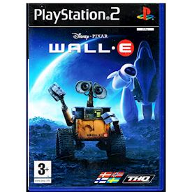 DISNEY PIXAR WALL-E PS2