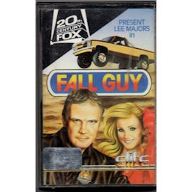 FALL GUY ZX SPECTRUM