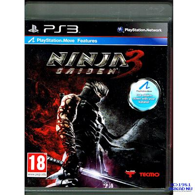 Ninja Gaiden 3 Ps3 Have You Played A Classic Today