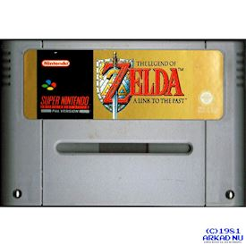 THE LEGEND OF ZELDA A LINK TO THE PAST SNES SCN