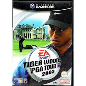 TIGER WOODS PGA TOUR 2003 GAMECUBE